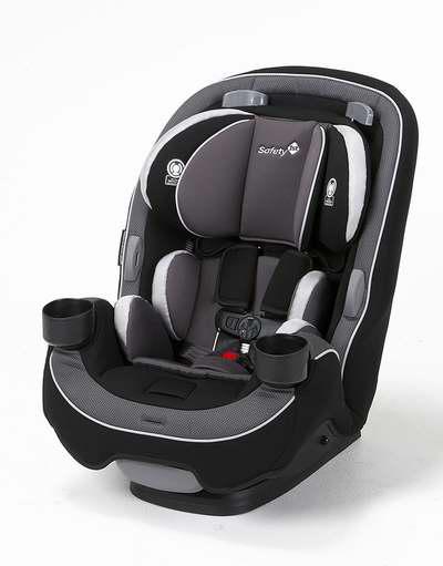 Safety 1st Grow and Go 3合1婴幼儿汽车安全座椅 6.9折 199.97加元包邮!4色可选!