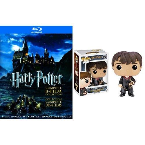 金盒头条:精选4款《Harry Potter 哈利波特》DVD/蓝光影碟全集+玩偶套装 44.99-59.99加元包邮!仅限今日!