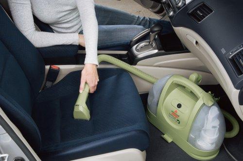 Bissell 必胜 小绿 1400J 便携式深层地毯清洁机 89加元包邮!