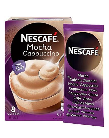 NESCAFÉ摩卡卡布奇诺速溶咖啡 3.79加元(8杯),原价 7.49加元
