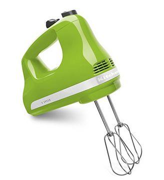 KitchenAid KHM512GA 5速手持式强力搅拌器 49.99加元,原价 79.99加元,包邮