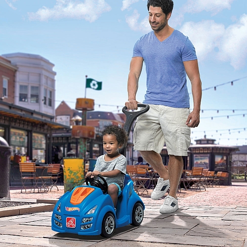 Step 2 婴幼儿小汽车/散步手推车 39.97加元(蓝色),原价 89.99加元