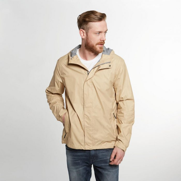Sears Windbreaker 男士防水风衣 14.97加元(M码),原价 39.97加元
