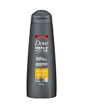 Dove 2合1男士洗发水 2.82加元(355ml),原价 4.33加元