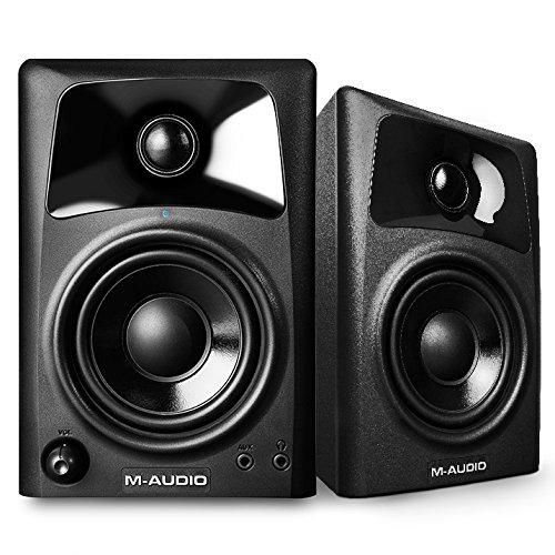 M-Audio AV32 双分频桌面有源音箱(1对) 79加元包邮!