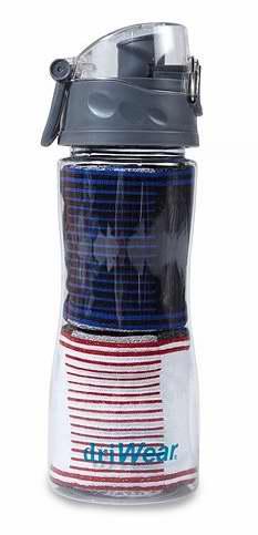 白菜价!DRIWEAR 男士袜子2件套+水杯套装 3.9加元包邮!