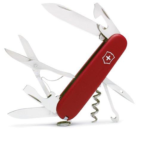 历史新低!Victorinox Swiss Army 维氏正宗瑞士军刀 14功能攀登者口袋刀4.5折 27.79加元!