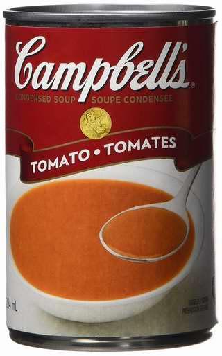历史新低!Campbell's 金宝汤 284ml浓缩番茄汤罐头 0.47加元!