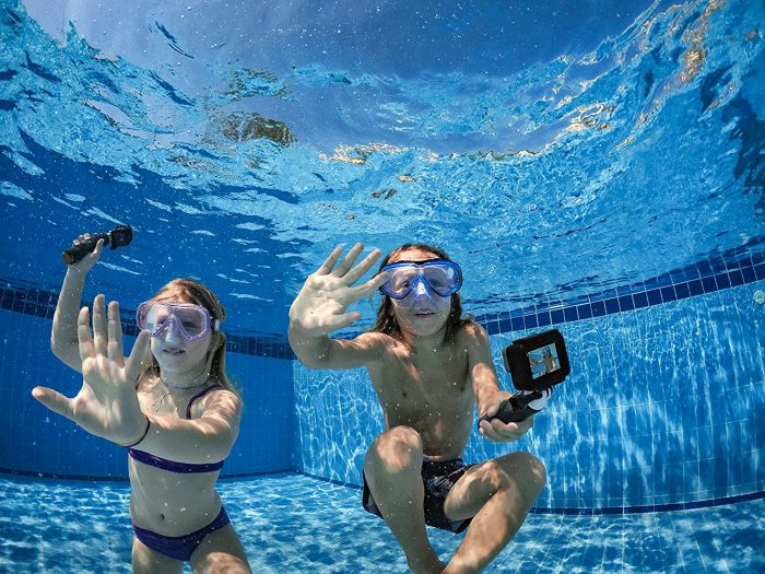 GoPro HERO5 Black 4K 超高清运动摄像机 496.66加元,原价 549.99加元,包邮
