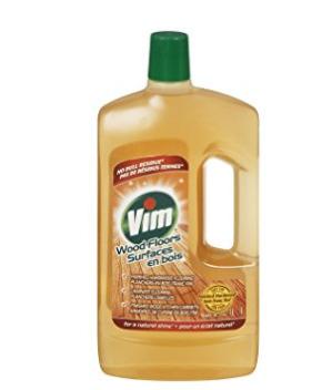 Vim 硬木地板清洁剂 2.82加元特卖!