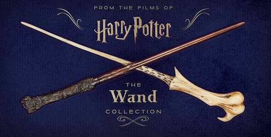新书预定《Harry Potter 哈利波特: The Wand Collection 魔杖收藏特辑》6.1折 24.22加元!