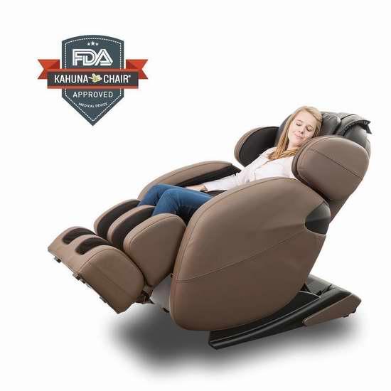 Kahuna Massage Chair Kahuna Massage LM6800 零重力按摩椅 2749.99加元包邮!