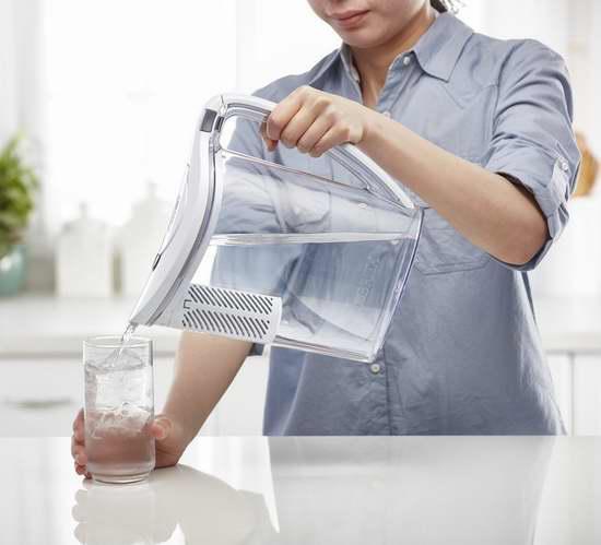 金盒头条:历史新低!Brita 德国碧然 Stream Filter as You Pour 10杯量快速滤水壶6.1折 44.99加元包邮!4色可选!