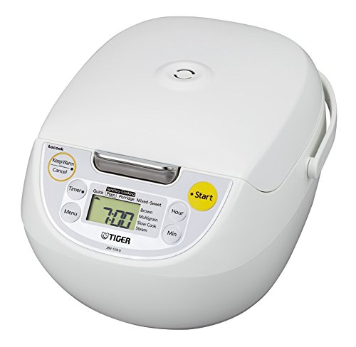 Tiger 虎牌 JBV-S18U 10杯量微电脑 4合1多功能电饭煲 147.78加元包邮!cookstore.ca同款价 198.99加元