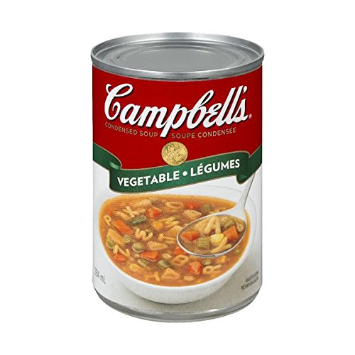 历史新低!Campbell's 金宝汤 284ml浓缩蔬菜汤罐头 0.47加元!