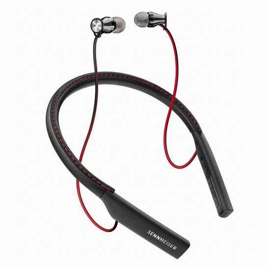 Sennheiser 森海塞尔 HD1 IEBT 入耳式蓝牙无线耳机4.6折 129.99加元包邮!