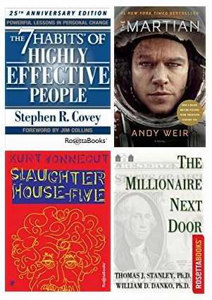 Kindle周年庆,精选91本最畅销电子书1.5折起特卖!售价低至0.99加元!