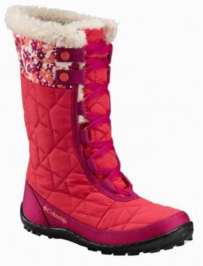 Columbia Minx Mid II Omni-Heat 女童防水保暖雪地靴 39.98加元(4,5码)!