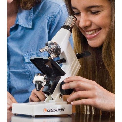 白菜速抢!Celestron 44121 生物显微镜套装2.5折 16.06加元清仓!