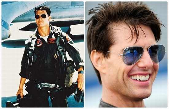 明星爆款!Ray-Ban 雷朋 Aviator 0RB3025 飞行员系列 58mm 太阳眼镜4.4折 97.45加元包邮!