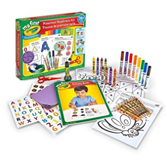 Crayola 学龄前文具绘画套装 20.1加元,原价 24.99加元