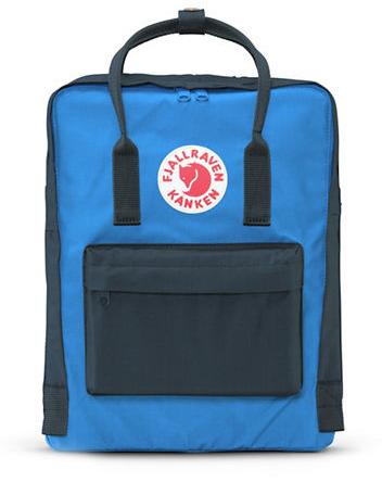 FJALLRAVEN Kanken Logo 双肩包 66.5加元(2色),原价 95加元
