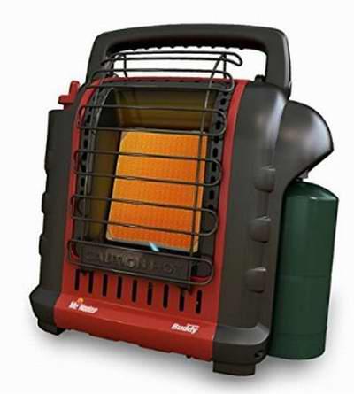 金盒头条:历史新低!Mr. Heater MH18B 便携式燃气红外加热器 78.12加元,原价 180加元,包邮