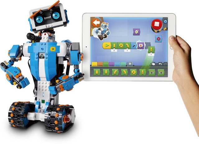 LEGO 乐高 17101 BOOST 可编程机器人7.5折 150加元包邮!