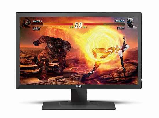 历史最低价!BenQ 明基 ZOWIE RL2455 24寸 1ms 电竞游戏显示器6.5折 169.99加元包邮!