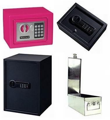 金盒头条:历史新低!精选9款 Stack-On、Honeywell、Stalwart 等品牌保险柜、保险箱、金属储物盒等4.3折起!
