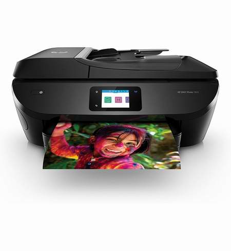 网购周专享:历史新低!精选3款新品 HP 惠普 Envy 7155/7855 无线多功能一体式彩色喷墨打印机 69.98-99.98加元包邮!