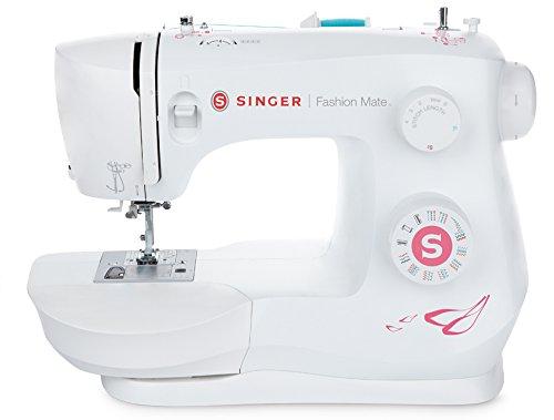 历史新低!Singer 胜家 3333 流线型时尚 多功能电动缝纫机6.5折 110加元包邮!