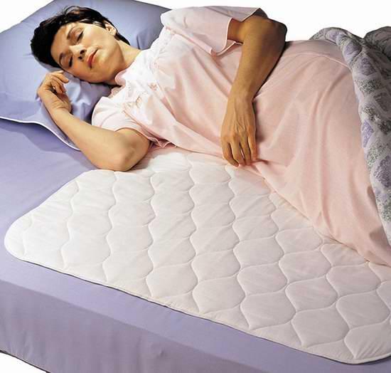 Priva 高品质超吸水防渗漏 床垫保护垫 11.22加元包邮!