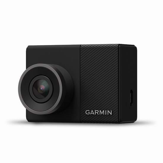 历史最低价!Garmin 佳明 Dash Camera 45 GPS 碰撞/红灯/超速预警 智能行车记录仪 149.99加元包邮!
