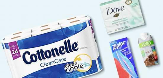 购买保健品、生活日用品、洗护美妆产品等,满60加元,立省20加元!