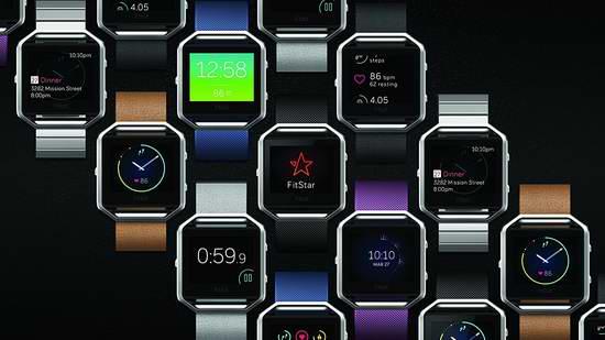 黑五专享!Fitbit Blaze 智能健身手表 199.95加元包邮!3色可选!