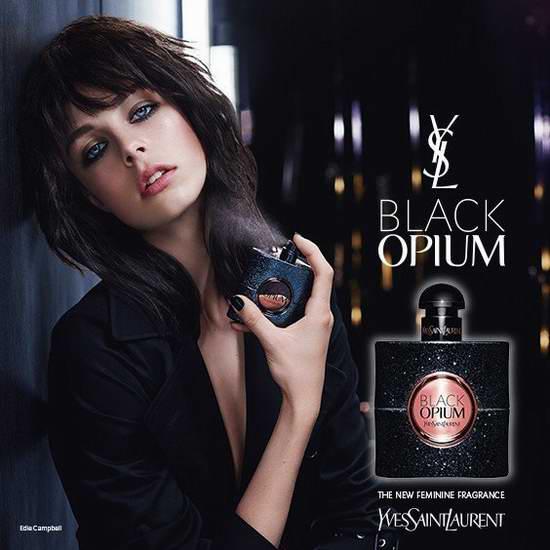 历史新低!YSL 圣罗兰 黑鸦片女用香水(90ml)6折 97.5加元包邮!