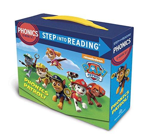 销量冠军!Paw Patrol Phonics 狗狗巡逻队幼儿故事书12本套装6.4折 10.25加元!