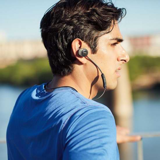 Bose SoundSport 无线蓝牙耳机5.4折 119加元包邮!3色可选!