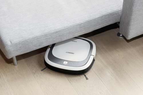 ECOVACS DEEBOT Slim2 机器人真空吸尘器4折 136.62加元包邮!