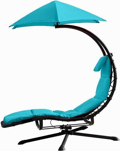 历史新低!Vivere The Original Dream 360°旋转 户外遮阳休闲躺椅4.4折 162.23加元包邮!