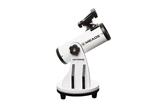 白菜价!历史新低!Meade 米德 Instruments LightBridge Mini 82 超便携 反射式天文望远镜2.2折 19.99加元清仓!