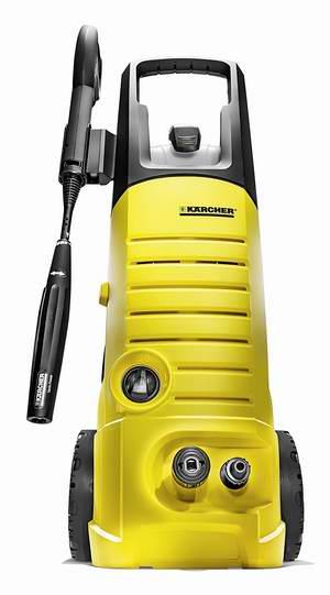 历史新低!Karcher K3 1800 PSI 家用立式高压清洗机 172.49加元包邮!