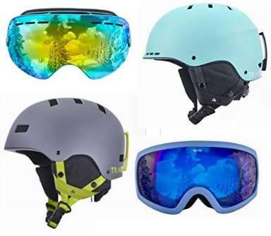 金盒头条:历史新低!精选50款 Traverse 滑雪头盔、护目镜6折特卖!售价低至11.39加元!