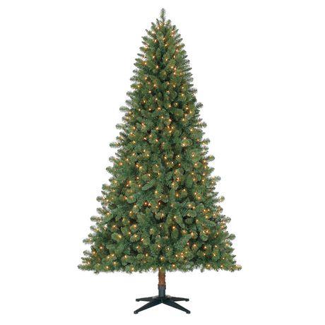 速抢!精选多款 Holiday time 6.5-9英尺 圣诞树14.99加元起清仓!