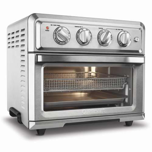 历史最低价!CUISINART TOA-60C 空气对流烤箱6折 179.99加元包邮!