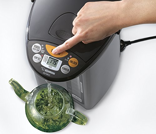 Zojirushi 象印 CD-WCC40 4升 微电脑智能保温电热水壶 168.99加元包邮!