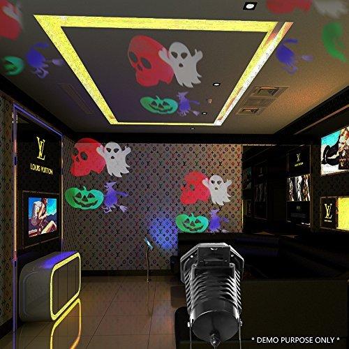 历史新低!Kohree 室内/室外 LED动态投影装饰灯3折 19.99加元清仓!