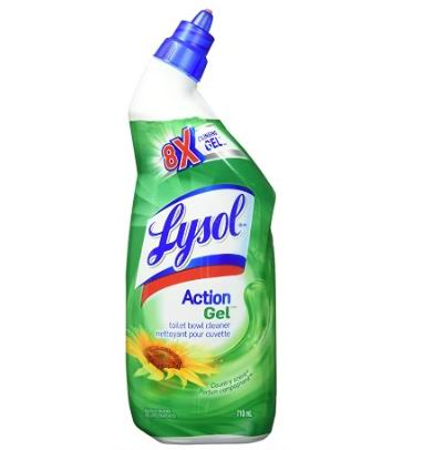 Lysol 来苏尔洁厕剂 2.9加元(700ml)