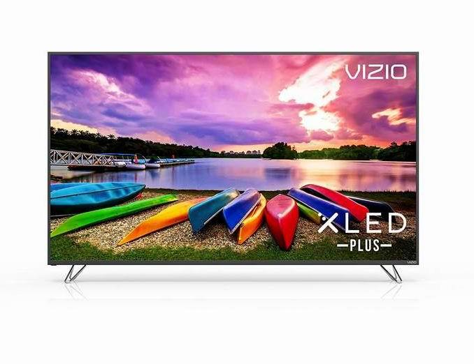 历史最低价!VIZIO M75-E1 75英寸 4K 智能高清电视 2397.99加元,原价 3499.99加元,包邮